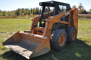 Case 430 Skid Steer Loader